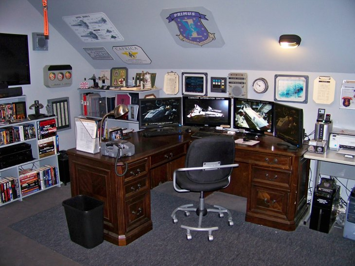 Man Cave Furniture Perth : Man cave desk best home design